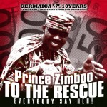 Prince Zimboo To The Rescue