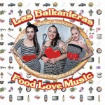 Las Balkanieras Food Love Music (Kroatien)